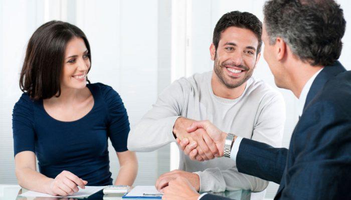 tax personal finance photo via couple meeting accountant
